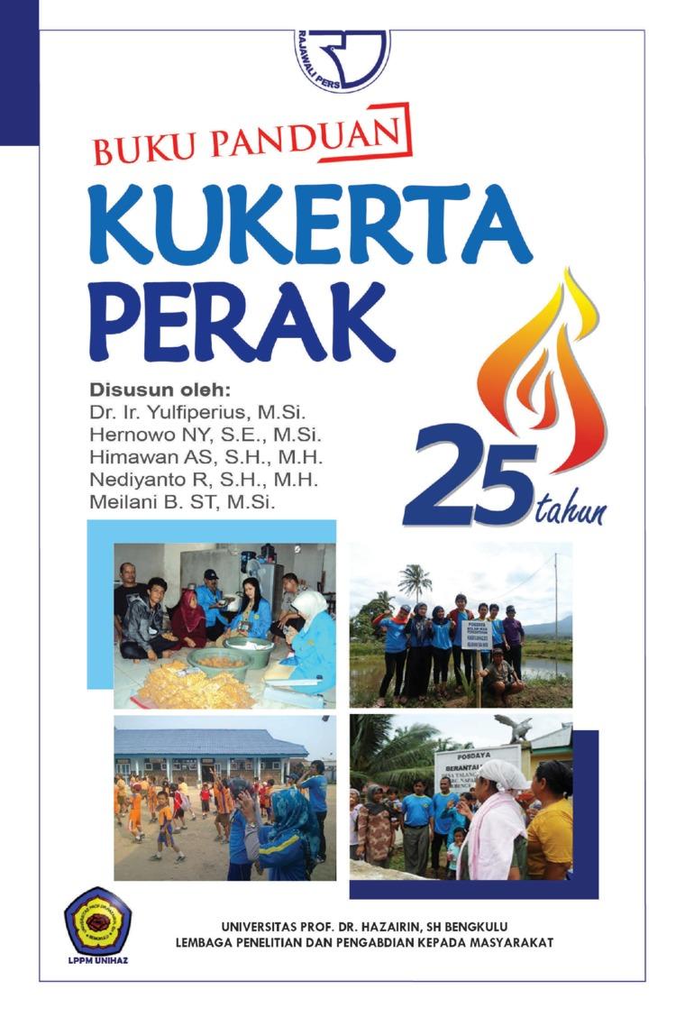 Buku Digital Kukerta Perak oleh Dr. Ir. Yulfiperius, M.Si. Dkk