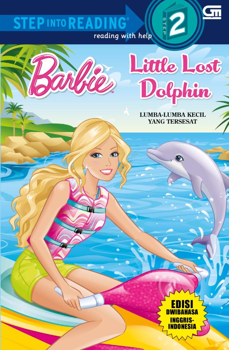 Barbie: Lumba-Lumba Kecil yang Tersesat (Little Lost Dolphin) by Mattel Digital Book