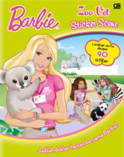 Barbie Zoo Vet & Horse Rider by Mattel Cover