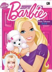 Cover Barbie Buku Tahunan 2014 (Barbie Annual 2014) oleh Mattel