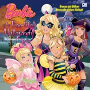 Cover Barbie: Halloween Serrru! oleh Mattel