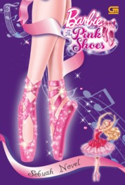 Cover Barbie in The Pink Shoes - sebuah novel oleh Mattel
