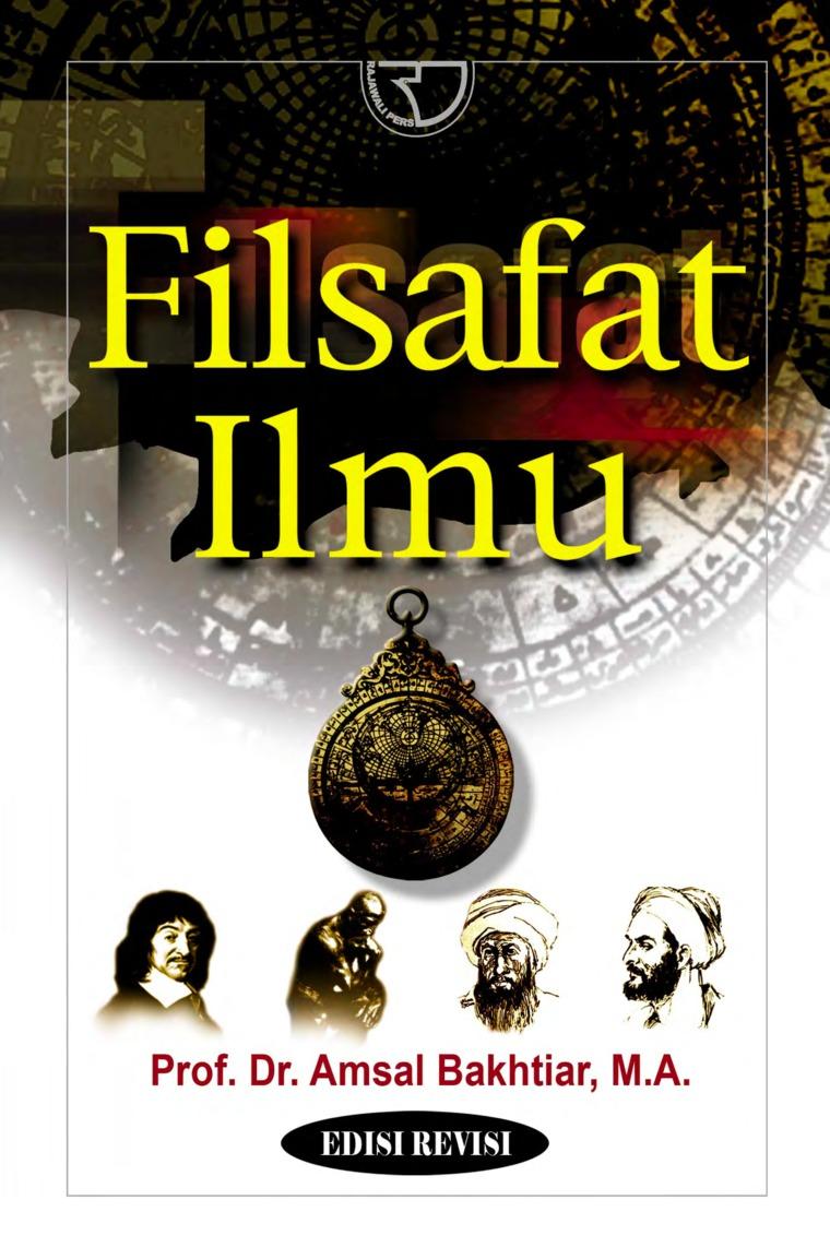 Filsafat Ilmu by Amsal Bakhtiar Digital Book