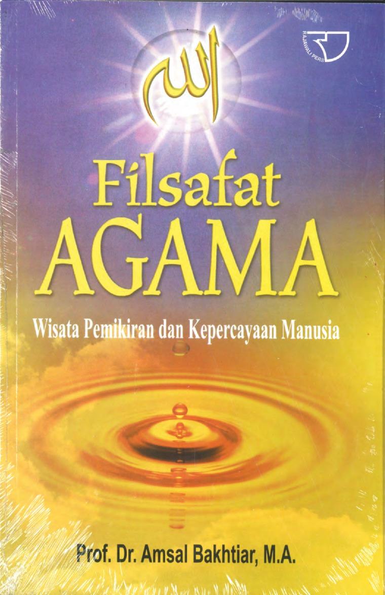 Buku Digital Filsafat Agama oleh Amsal Bakhtiar