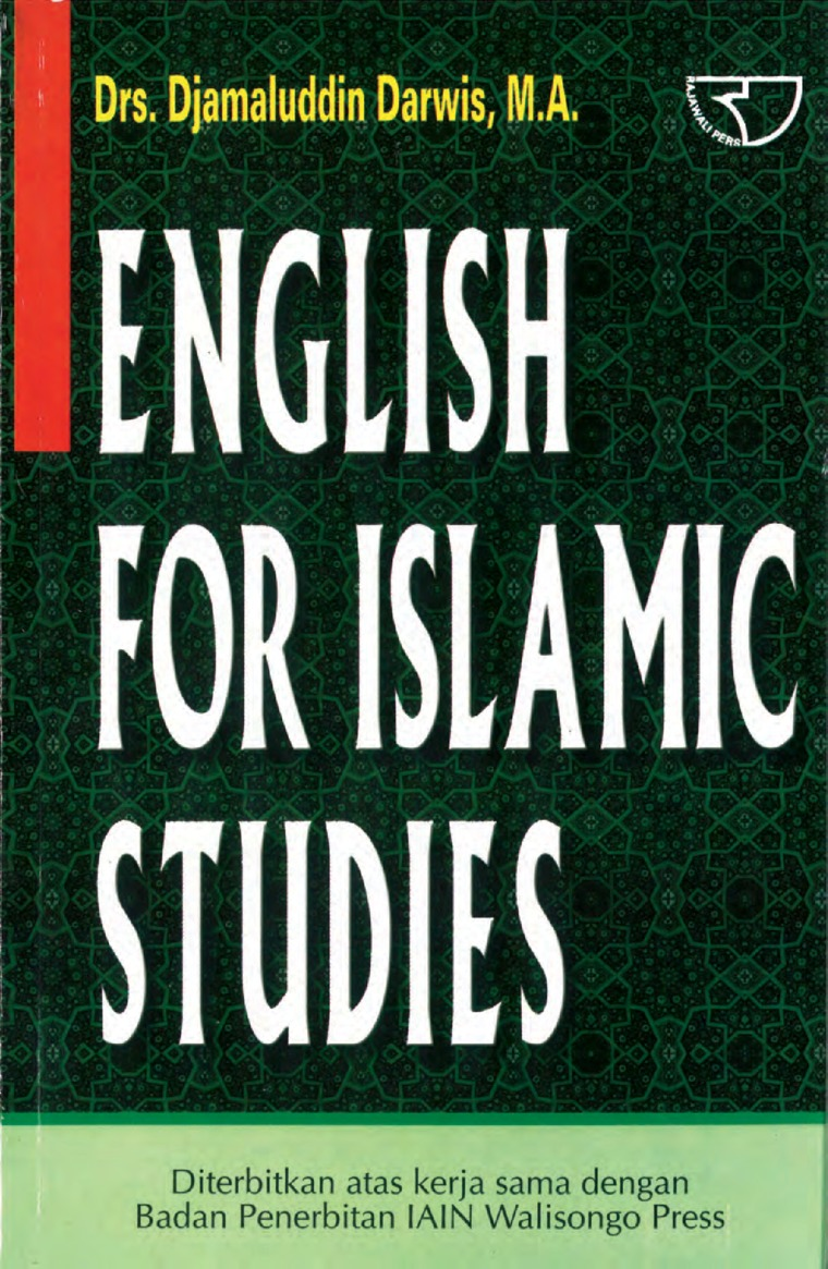 Buku Digital English For Islamic Studies oleh Drs. Djamaluddin Darwis, M.A.