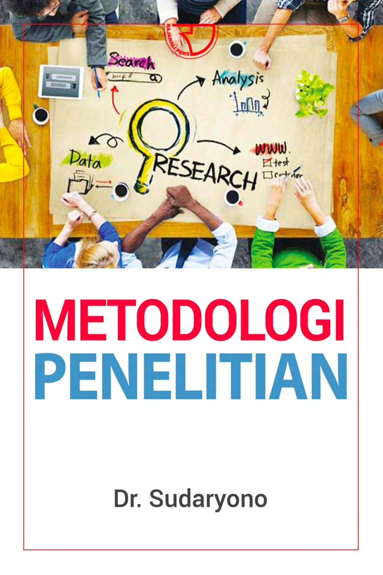 Metodologi Penelitian by Dr. Sudaryono Digital Book
