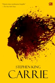 Carrie by Stephen King Cover