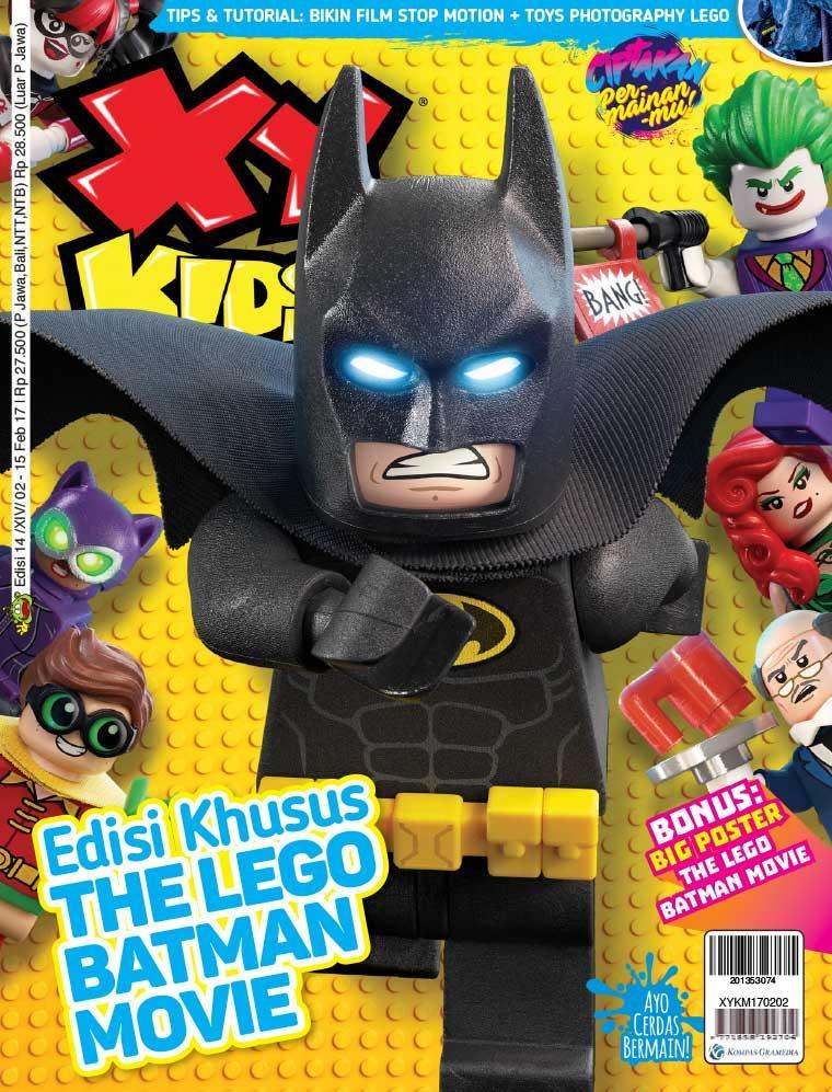 Majalah Digital XY KIDS ED 14 Januari 2017