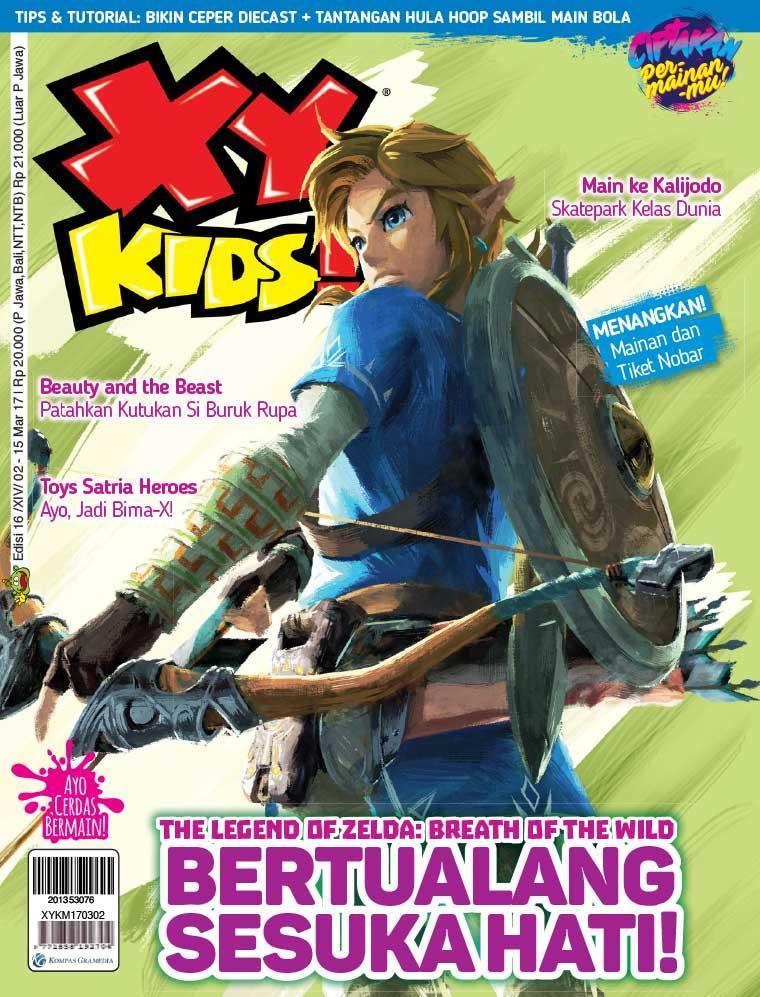 XY KIDS Digital Magazine ED 16 February 2017