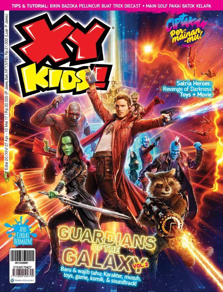 Majalah Digital XY KIDS ED 20 Mei 2017