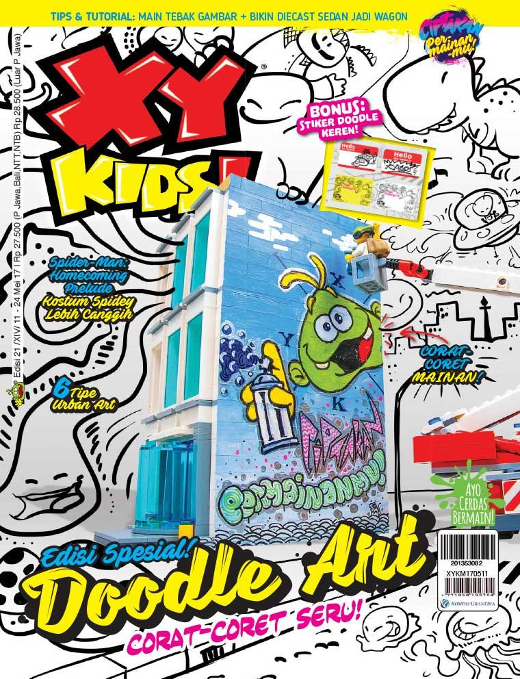 XY KIDS Digital Magazine ED 21 May 2017
