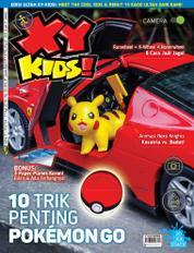 Cover Majalah XY KIDS ED 01 Agustus 2016