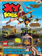 Cover Majalah XY KIDS ED 02 Agustus 2016