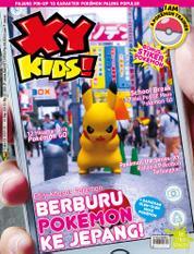 Cover Majalah XY KIDS ED 03 September 2016