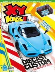 Cover Majalah XY KIDS ED 05 September 2016