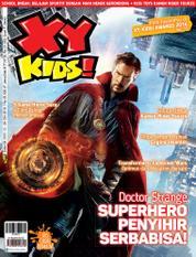Cover Majalah XY KIDS ED 06 Oktober 2016