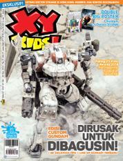 Cover Majalah XY KIDS ED 07 Oktober 2016