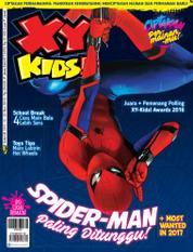 Cover Majalah XY KIDS ED 08 November 2016