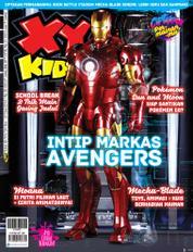 Cover Majalah XY KIDS ED 09 November 2016