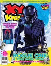 Cover Majalah XY KIDS ED 10 Desember 2016