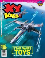 Cover Majalah XY KIDS ED 11 Januari 2017