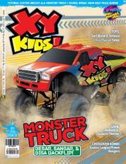 Cover Majalah XY KIDS ED 12 Januari 2017