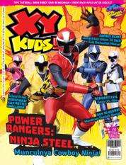 Cover Majalah XY KIDS ED 13 Januari 2017