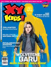 XY KIDS Magazine Cover ED 15 February 2017