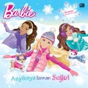 Cover Asyiknya Bermain Salju oleh Mattel