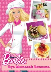 Cover Barbie: Ayo Memasak Bersama oleh Mattel
