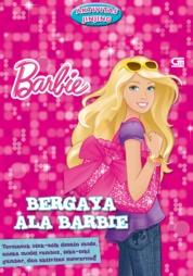 Cover Aktivitas Jinjing: Bergaya Ala Barbie oleh Mattel