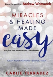 Cover Mukjizat dan Kesembuhan Dimudahkan oleh Carlie Terradez