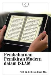 Cover Pembaharuan Pemikiran Modern dalam Islam oleh Prof. Dr. Ris'an Rusli, M.A.