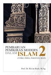 Cover Pembaharuan Pemikiran Modern dalam Islam 2 oleh Prof. Dr. Ris'an Rusli, M.A.