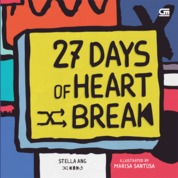 Cover 27 Days of Heartbreak oleh Stella Ang & Marisa Santosa