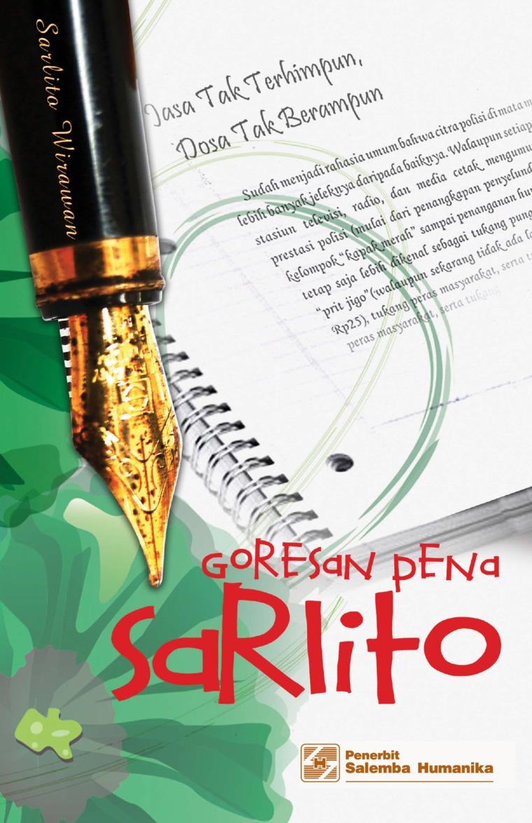 Buku Digital Goresan Pena Sarlito oleh Sarlito W. Sarwono (alm.)