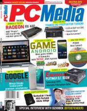 PC Media Magazine Cover October 2016