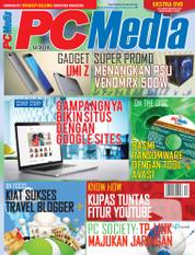 PC Media Magazine Cover December 2016