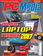 PC Media Magazine Cover January 2017