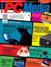 PC Media Magazine Cover February 2017