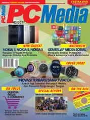 PC Media Magazine Cover March 2017