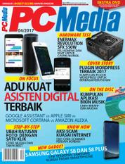 PC Media Magazine Cover April 2017