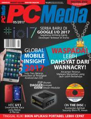 PC Media Magazine Cover May 2017