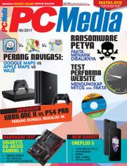 Cover Majalah PC Media Juni 2017