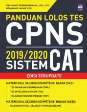 Panduan Lolos Tes CPNS 2019/2020 Sistem CAT by Dwi Shanty P & Moh. Jauhar Cover