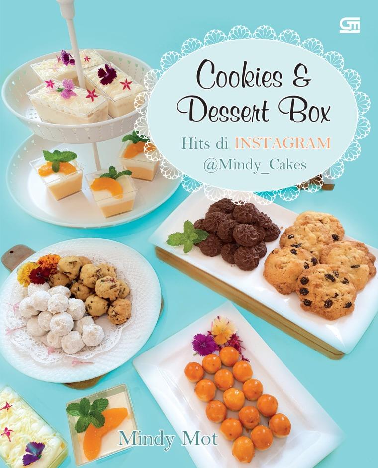 Cookies & Dessert Box Hits Di Instagram @mindy_Cakes by Mindy Mot Digital Book