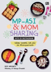Cover MP-ASI & Mom Sharing Hits di Instagram oleh Devi Aprianti