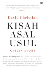 Cover Kisah Asal-Usul oleh David Christian