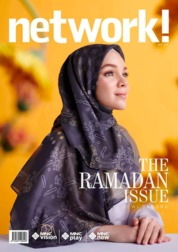 Network! Magazine Cover May 2019