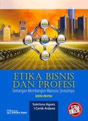 Etika Bisnis dan Profesi - Edisi Revisi by Sukrisno Agoes Cover